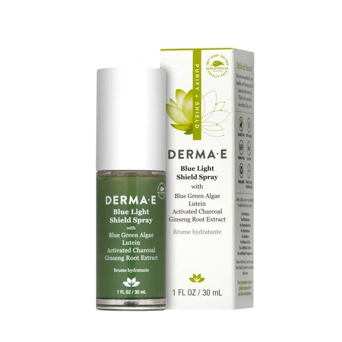 DERMA E - Blue Light Shield Spray