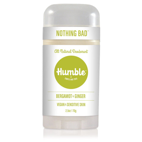 HUMBLE DEODORANT - Sensitive Bergamot & Ginger