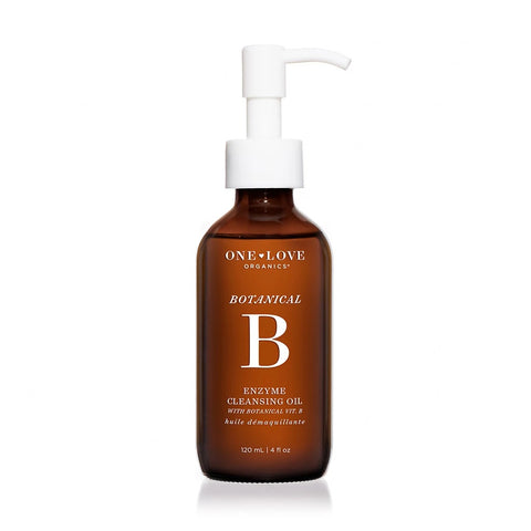 ONE LOVE ORGANICS - Botanical B Enzyme Cleansing Oil + Makeup
