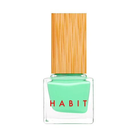 HABIT COSMETICS - Non-Toxic + Vegan Nail Polish in 56 Jolly Bean Green *NEW*