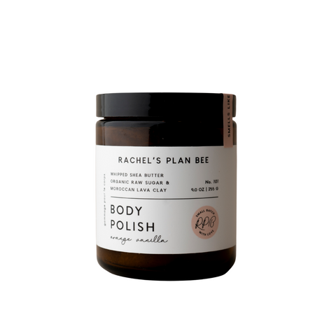 RACHEL'S PLAN BEE - Body Polish - Orange Vanilla