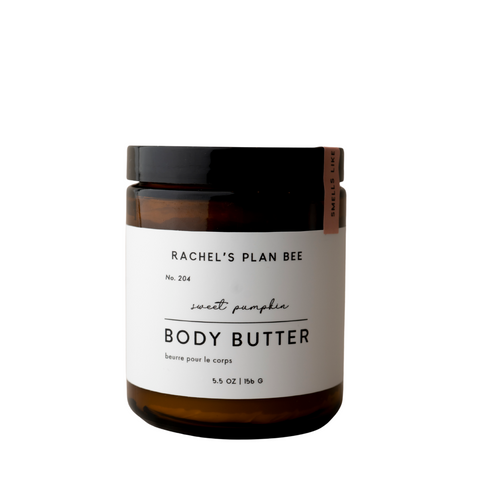 RACHEL'S PLAN BEE - Body Butter - Sweet Pumpkin