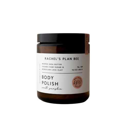 RACHEL'S PLAN BEE - Body Polish - Sweet Pumpkin
