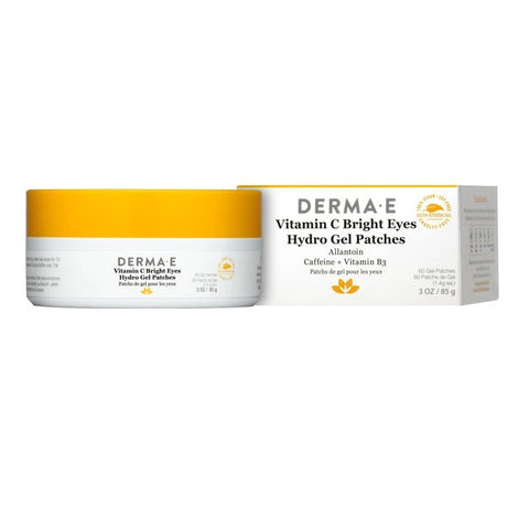 DERMA E - Vitamin C Bright Eyes Hydro Gel Patches