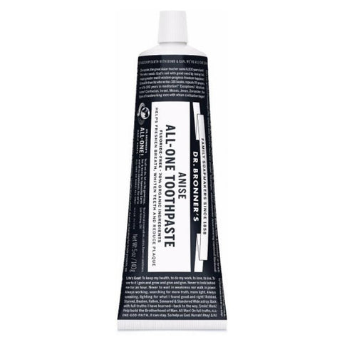 DR. BRONNER'S - All-One Anise Toothpaste