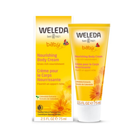 WELEDA - Nourishing Body Cream - Calendula