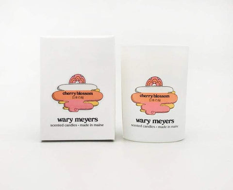 WARY MEYERS - Japanese Cherry Blossom Candle