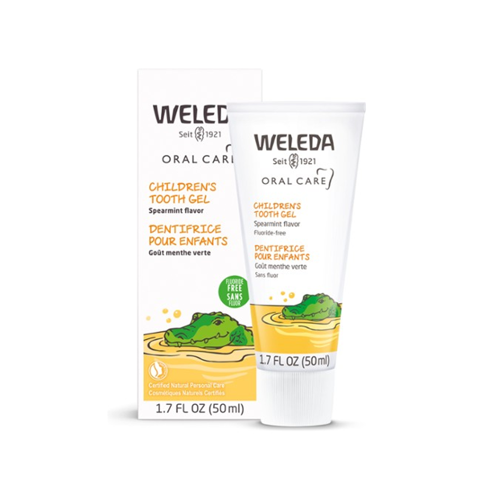 WELEDA - Childrens Tooth Gel