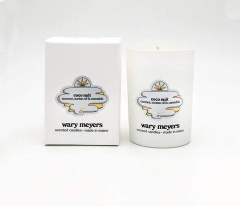 WARY MEYERS - Coco Nuit Candle