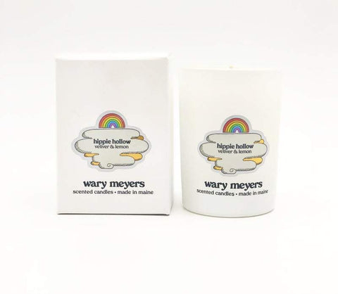 WARY MEYERS - Hippie Hollow Candle