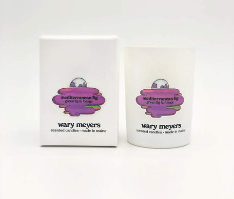 WARY MEYERS - Mediterranean Fig Candle