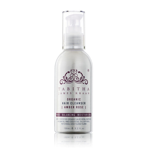 TABITHA JAMES KRAAN - AMBER ROSE HAIR CLEANSER