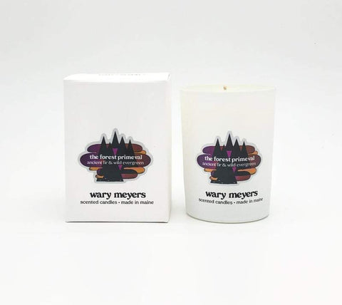 WARY MEYERS - The Forest Primeval Candle