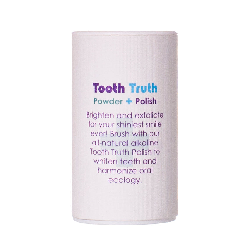 Living Libations - TruthTooth Powder Polish