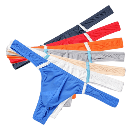 5 Pack Everyday Fashion Thong