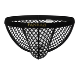 Hot Fishnet Tanga Briefs