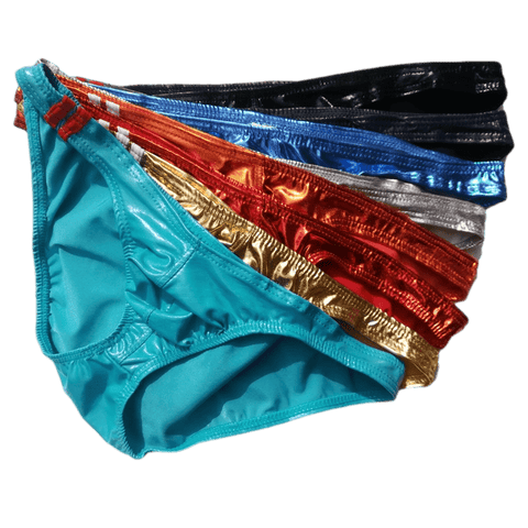 5 Pack Superstar Bikini Briefs