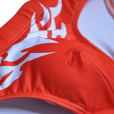 Fire Padded Swim Briefs