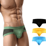 4 Pack Comfy T-Briefs