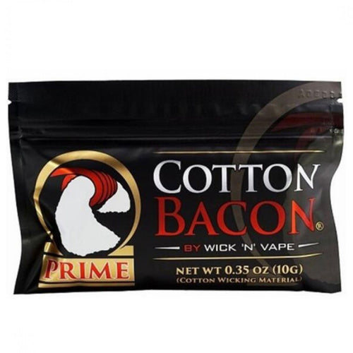 Cotton Bacon Prime by Wick N Vape Sydney Australia