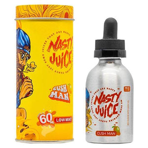 Cush Man By Nasty E Juice