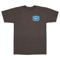 SALTY CREW Stealth Charcoal Heather T-Shirt
