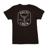 SALTY CREW Fishtone Premium Black T-Shirt