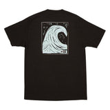SALTY CREW Summit Pocket Black T-Shirt