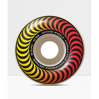 SPITFIRE Formula Four Faders WHEELS 52mm 99a