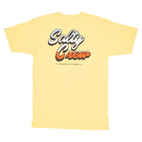 SALTY CREW Mainsail Banana T-Shirt