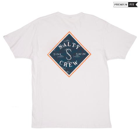 SALTY CREW Tippet Nomad Premium White T-Shirt