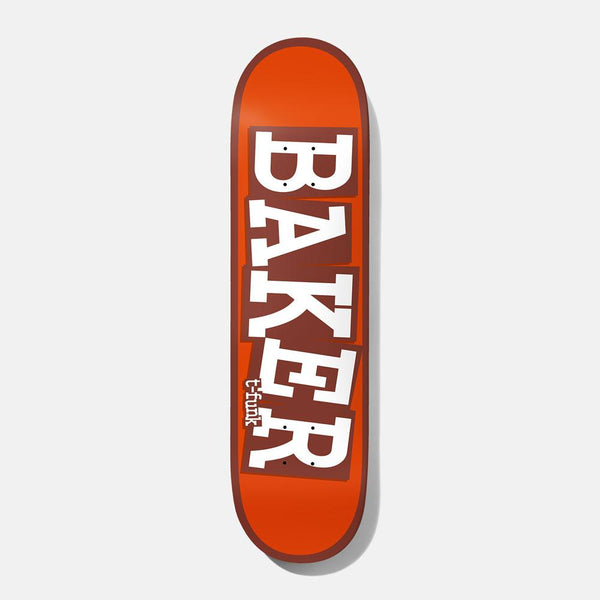 BAKER TFunk Ribbon Fire Deck B2 8.5