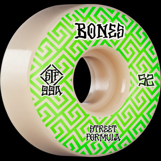 BONES STF Patterns v2 Locks Wheels 52mm 99a