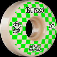 BONES STF Patterns v3 Slims Wheels 52mm 99a