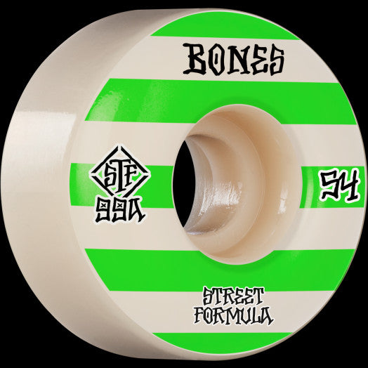 BONES STF Patterns v4 Wide Wheels 54mm 99a