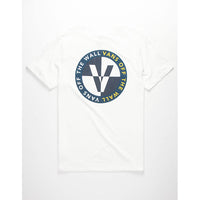 VANS Crosspoint White T-Shirt