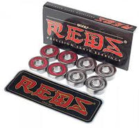 BONES Reds Bearings BOX/8 = 1 set