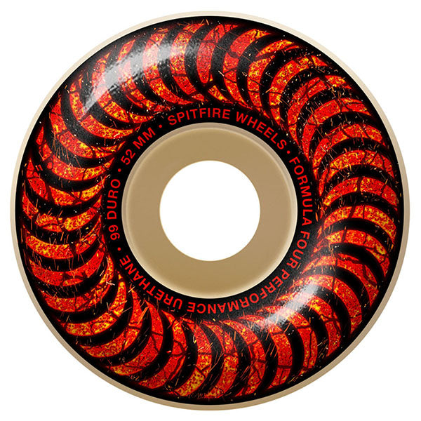 SPITFIRE Formula Four Embers Wheels 52mm 99a