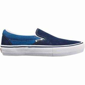 VANS Slip-On Pro (Twill)Gibraltar Sea Turkish Tile Shoes