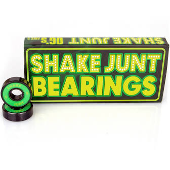 SHAKE JUNT OG's ABEC 5 Bearings BOX/8 = 1 set