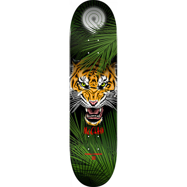 POWELL PERALTA McClain Tiger Deck 8.25