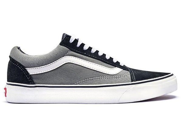 VANS Old Skool Black Pewter Shoes