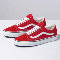 VANS Old Skool Racing Red Shoes