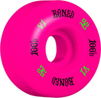 Bones 100s Wheels 52mm 100a