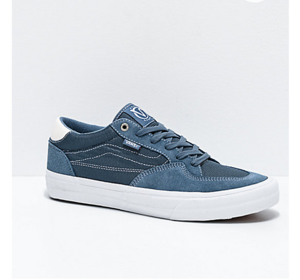 VANS Rowan Pro Blue Mirage Shoes