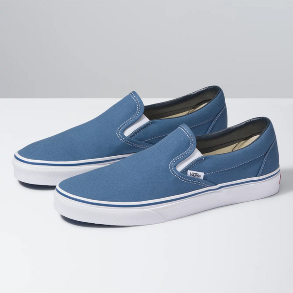 VANS Slip-On Navy Shoes