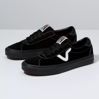 VANS Sport Black Black Shoes