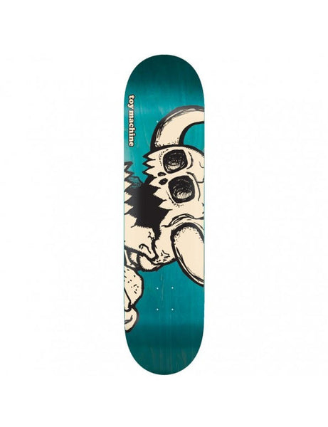 TOY MACHINE Vice Dead Monster Deck 8.25