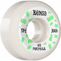 Bones 100s Wheels 54mm 100a