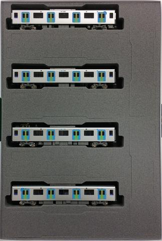 Kato 10-1401 Seibu 40000 Add-On Set A  4 Cars N Scale
